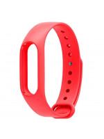 Ремешок цветной Xiaomi mi band 2 (Красный)