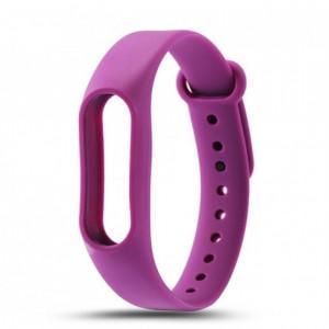 Ремешок цветной Xiaomi mi band 2 (Фиолетовый)