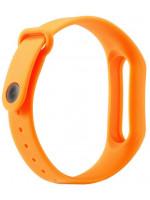 Ремешок цветной Xiaomi mi band 2 (Оранжевый)