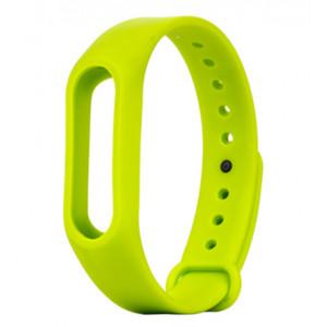 Ремешок цветной Xiaomi mi band 2 (Зеленый)
