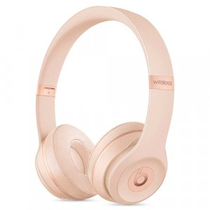 Beats Solo3 Wireless (матовое золото)