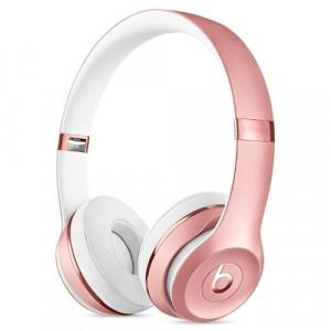 Beats Solo3 Wireless (розовое золото)