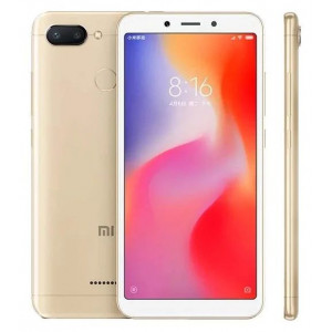XIAOMI Redmi 6 32 gold