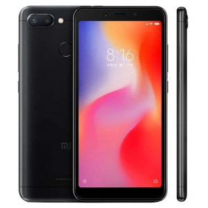 XIAOMI Redmi 6 64 black