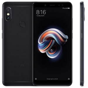 XIAOMI Redmi Note 5 64 black