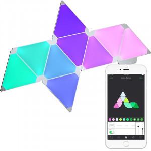 Умная система освещения Nanoleaf Aurora Smarter Kit (9 панелей)