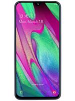 Galaxy A40 64 ГБ белый