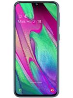 Galaxy A40 64 ГБ черный