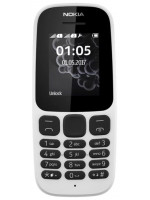 Nokia Nokia 105 (2017) белый