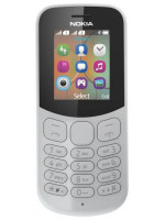 Nokia 130 Dual sim (2017) серый