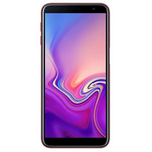 Samsung Galaxy J6+ (2018) 32GB красный