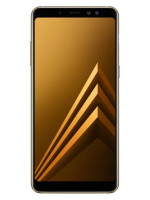 Samsung Galaxy A8+ SM-A730FDS золотой