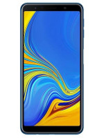 Samsung Galaxy A7 (2018) 464GB синий