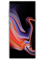 Samsung Galaxy Note 9 512GB черный
