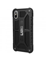 Чехол UAG Monarch Series Case для iPhone X чёрный