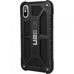 Чехол UAG Monarch Series Case для iPhone X чёрный
