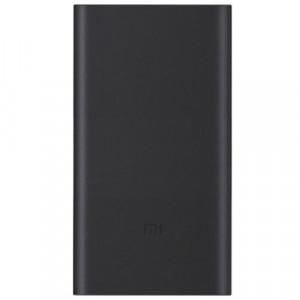 Дополнительный (внешний) аккумулятор Xiaomi Mi Power Bank 2 10000 мАч чёрный