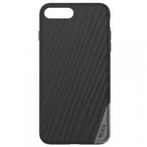 Чехол Tumi 19 Degree Case для iPhone 7 и 8 Plus чёрный матовый