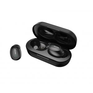 Наушники Awei T6C с беспроводным зарядным кейсом (черные)