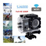 ЭКШН КАМЕРА SJ6000 FULL HD 1080P WIFI WATERPROOF. ЧЕРНАЯ