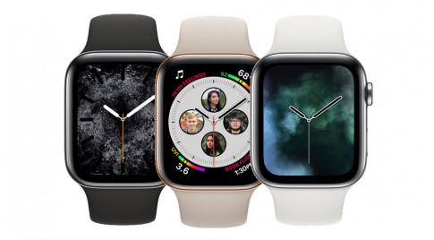 Начинаем новую жизнь c Apple Watch Series 4
