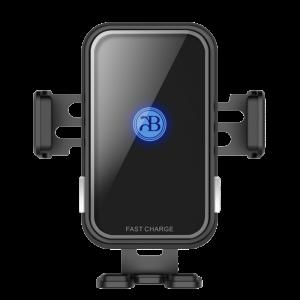 Держатель с беспроводной зарядкой Bixton QiDrive (черные)