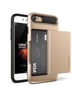 Чехол Verus Damda Glide для iPhone 7, iPhone 8 золотистый (VRIP7-DGLGD)
