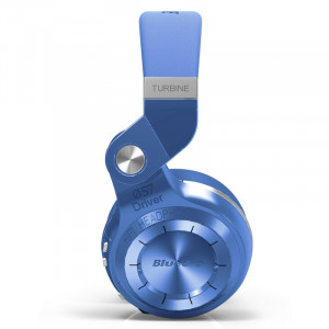 Bluedio T2 Plus Turbine (синие)